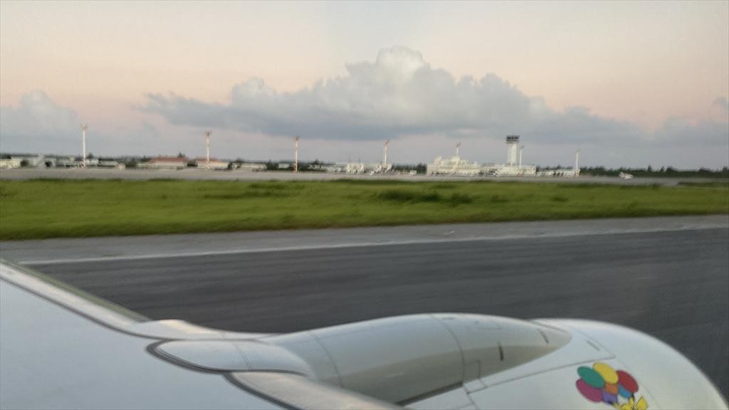 ボーイングB737-800型機 BC618 下地島(宮古)~羽田 普通席 搭乗記 27AUG21 ピカチュウジェット