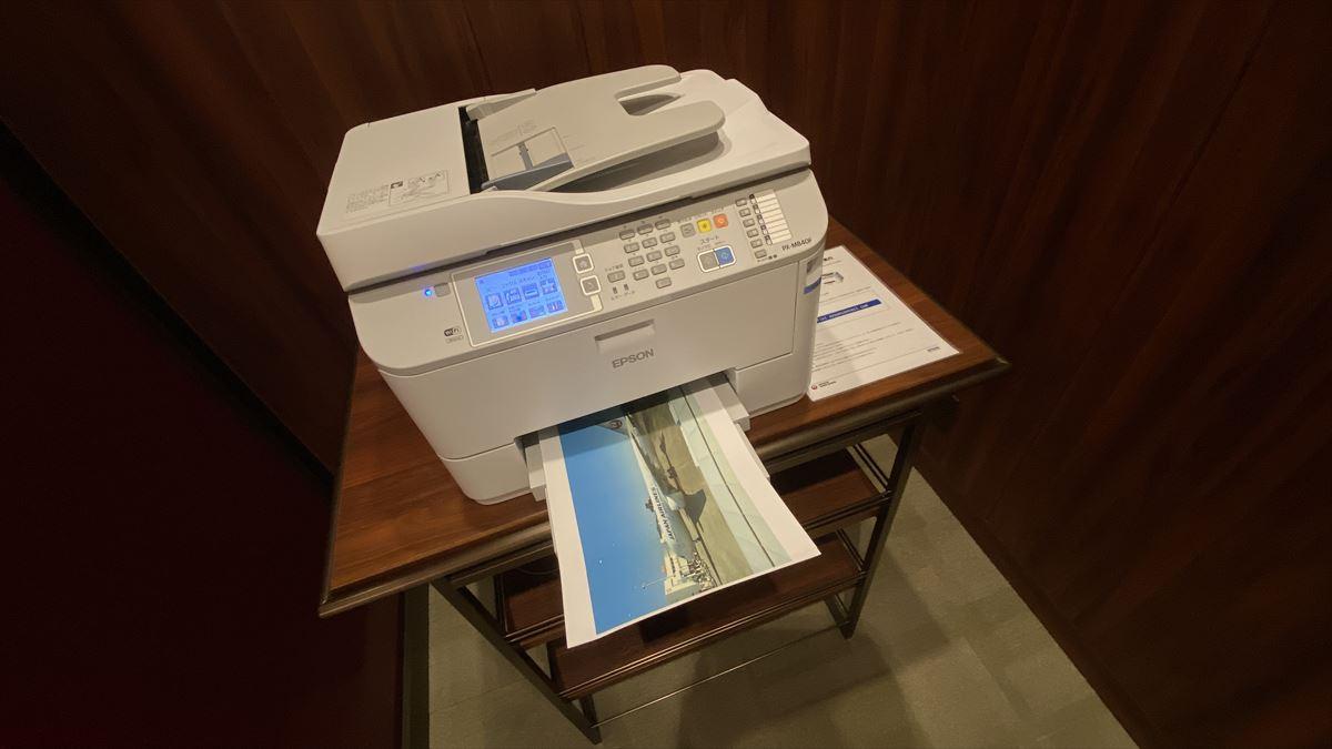 メール添付ファイル 印刷サービス